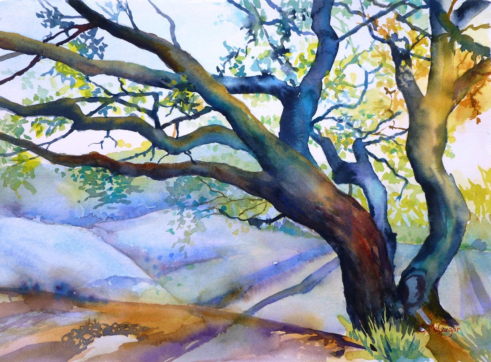 Catherine McCargar Watercolor Painter