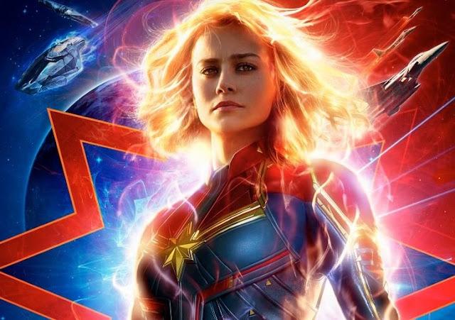 A Marvel lançou um novo trailer de Capitã Marvel, e ação é o que não falta – Confira!