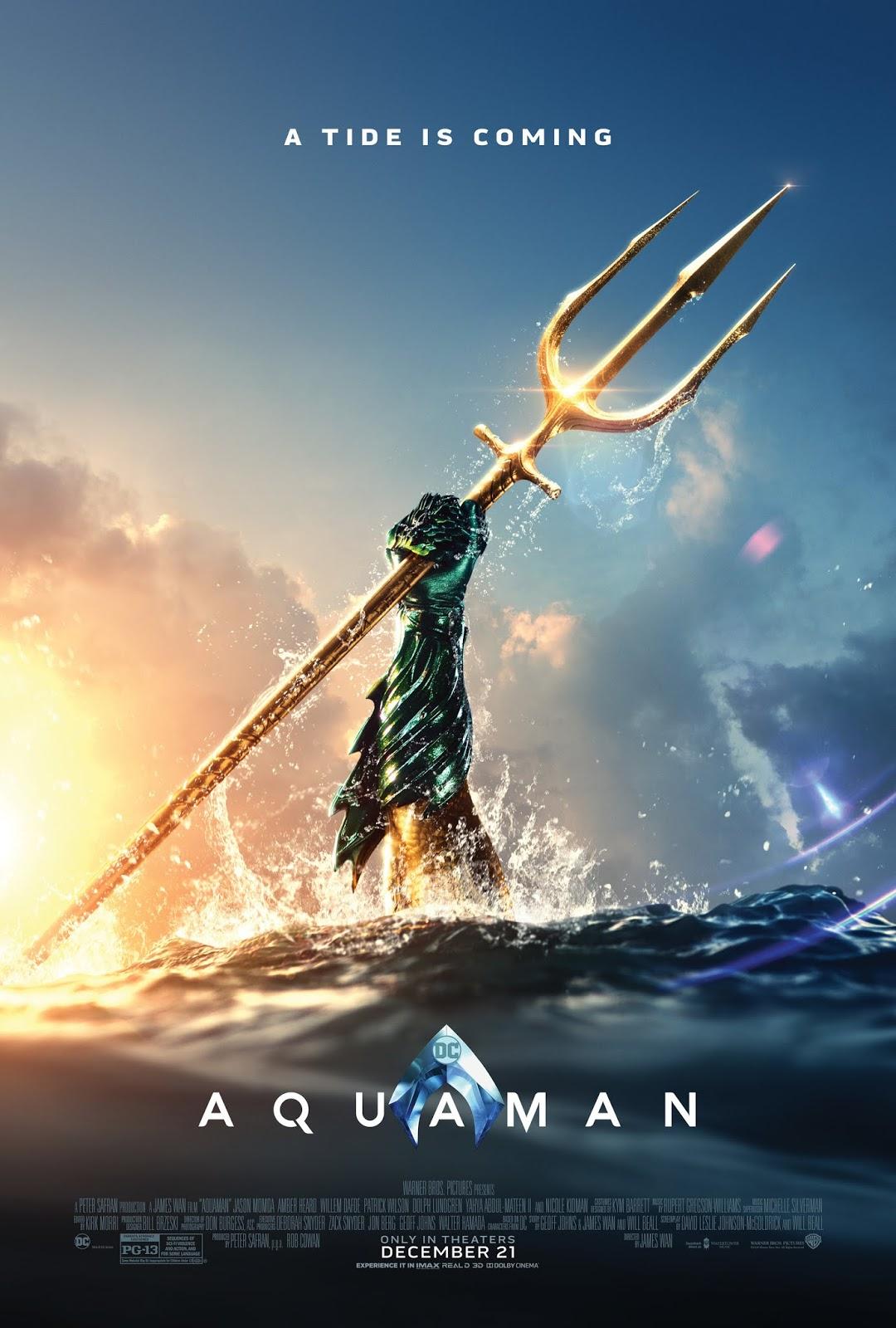 Aquaman Kino
