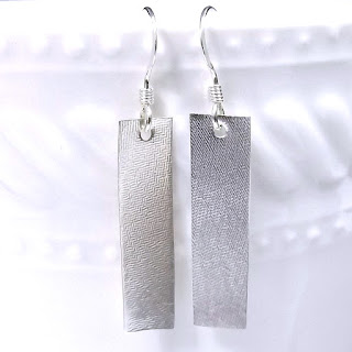 Artisan Crafted Sterling Silver Earrings