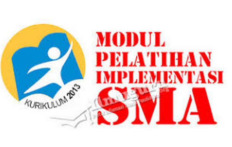 Download Modul Diklat Kurikulum 2013 SMA Tahun 2018