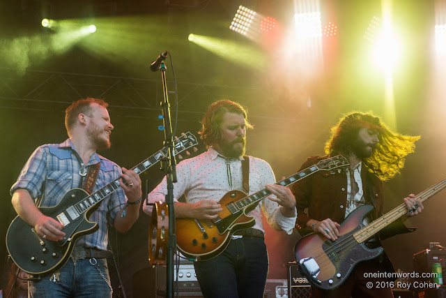 The Sheepdogs at The Toronto Urban Roots Festival TURF Fort York Garrison Common September 17, 2016 Photo by Roy Cohen for  One In Ten Words oneintenwords.com toronto indie alternative live music blog concert photography pictures