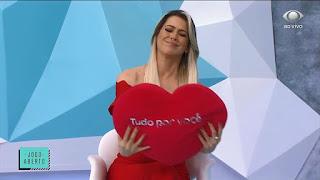 Renata e Denílson e a Vitória Do Corinthians e Lembra De Susto Na Vitória Do Internacional