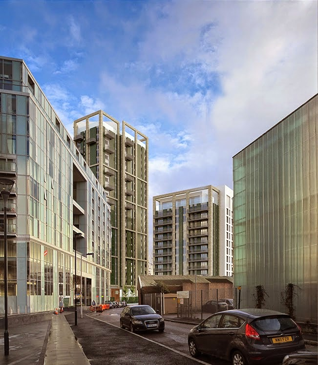 Brockley Central: Two Major New Developments Proposed For