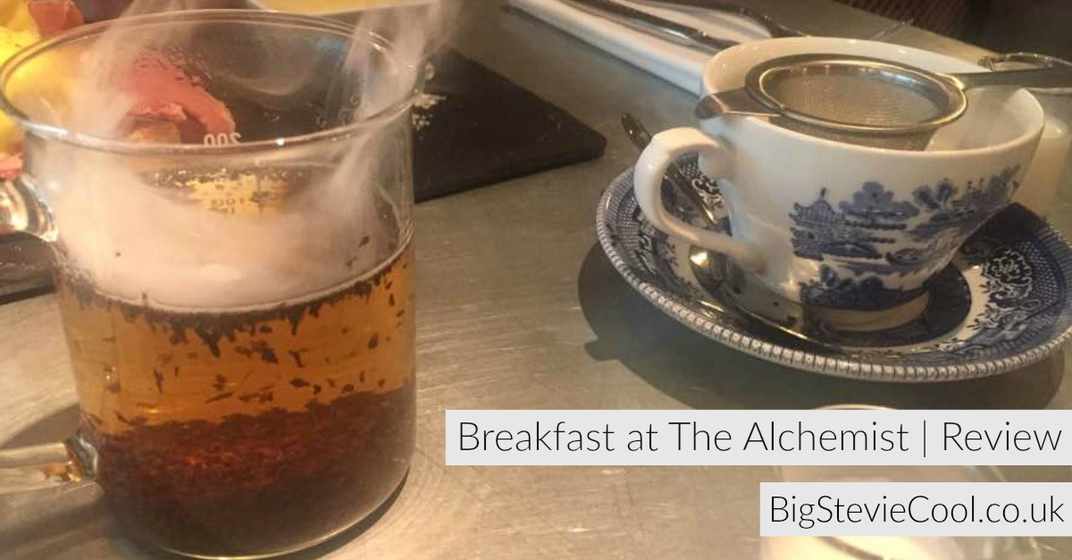The Alchemist Newcastle | Breakfast Menu Review