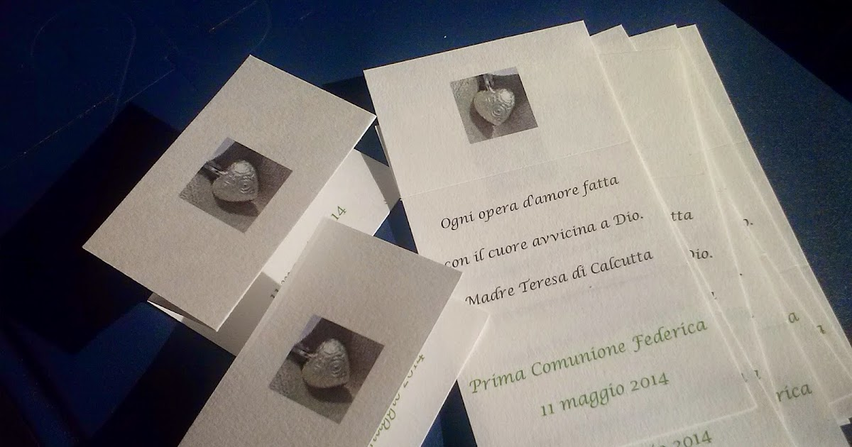 Frasi Per La Prima Comunione Madre Teresa Di Calcutta