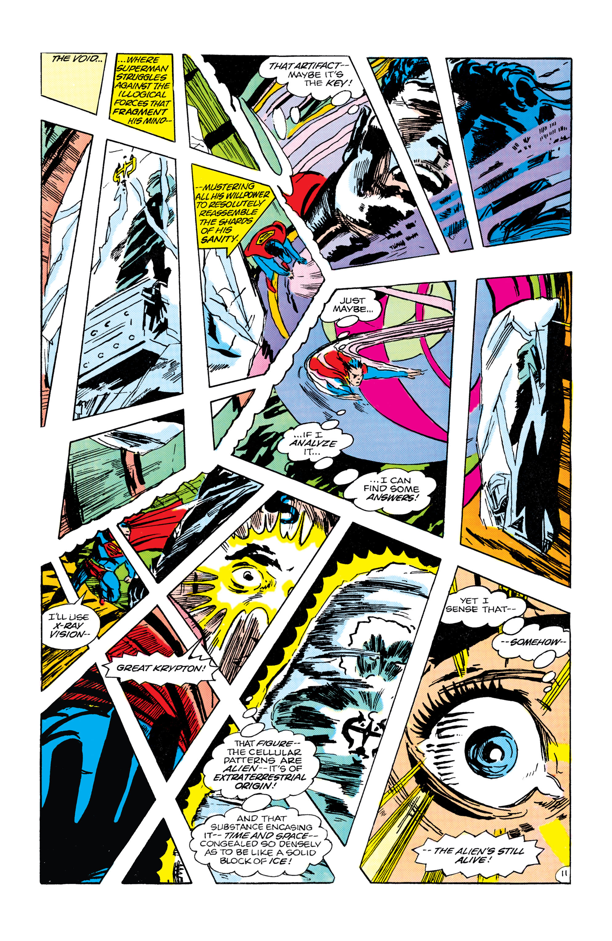 Read online World's Finest Comics comic -  Issue #305 - 12