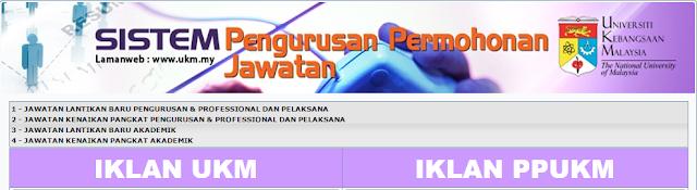 Rasmi - Jawatan (PPUKM) Pusat Perubatan Universiti Kebangsaan Malaysia 2019