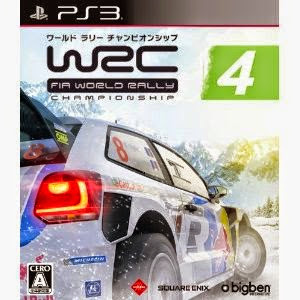 [PS3][WRC 4 FIA ワールドラリーチャンピオンシップ] ISO (JPN) Download