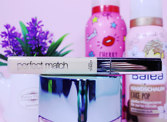 makeup beauty blogger loreal paris perfect match january girl