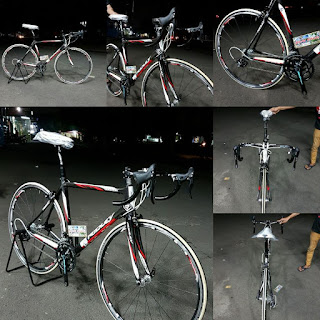 Sepeda Balap Ridley Orion Carbon