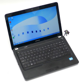 Compaq CQ42 Core i5 | 14-inch | Bekas
