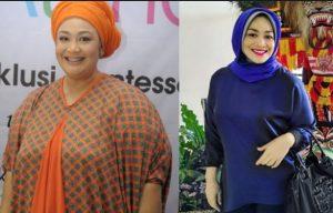 Tips Diet Sehat ala Dewi Hughes Efektif Turunkan 40 Kg