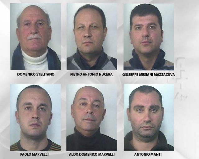 Arresti Villa S Giovanni