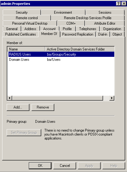 andrewjameslee: how to configure Microsoft Network Policy