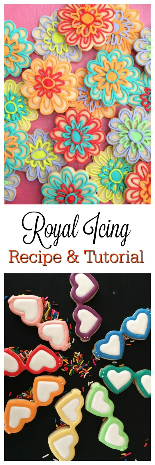 royal icing recipe and video tutorial