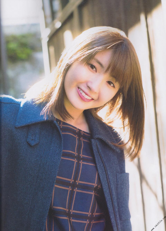 Inoue Sayuri 井上小百合, B.L.T Graph 2018年1月号 Vol.27