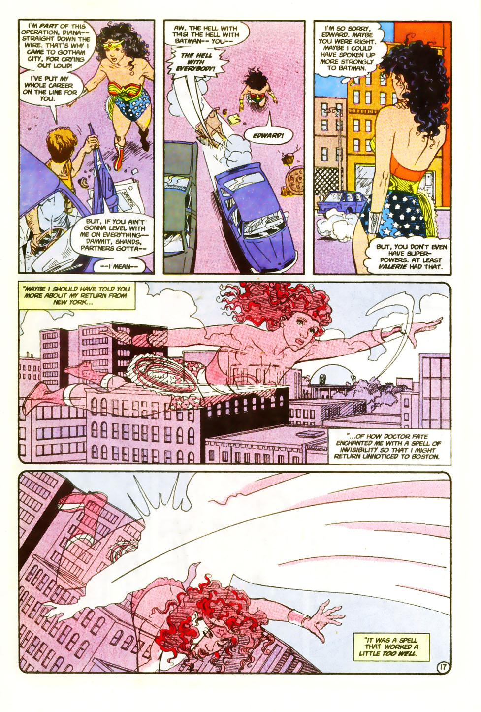 Read online Wonder Woman (1987) comic -  Issue #59 - 19
