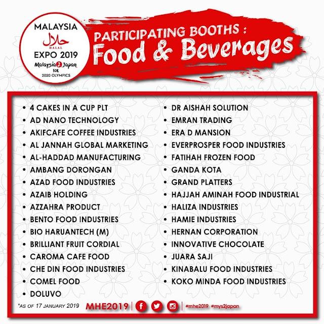 50231555 294389171277397 4778194306991128576 o Jom! ke Malaysia Halal Expo 2019