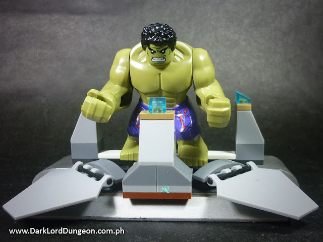 Heroes Assemble Hulk