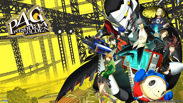 Walkthrough Persona 4 Goden Bahasa Indonesia