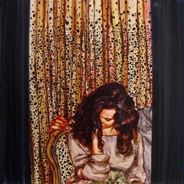 Американская художница. Sadie Starnes