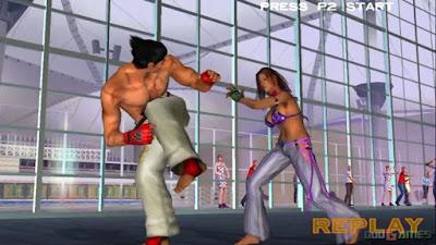 Download Tekken 4 Game Setup