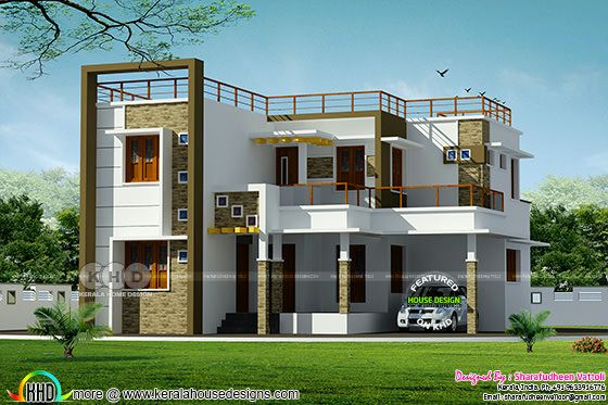 Home Elevation Design 02