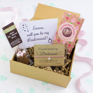 Thank You Bridesmaid Gifts Boxes Ideas To Concern A Fashionable