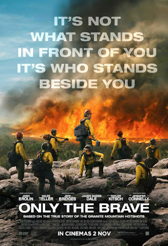 Only the Brave (BRRip 1080p Dual Latino / Ingles) (2017)