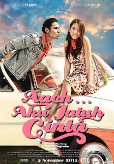 Poster Aach Aku Jatuh Cinta (2016)