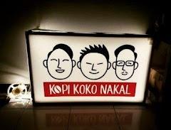 Kopi Koko Nakal, Kedai Lucu Surabaya Favorit Milenial