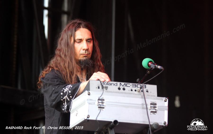 Din Brad @Ragnard Rock Fest 2015, Simandre-sur-Suran 19/07/2015
