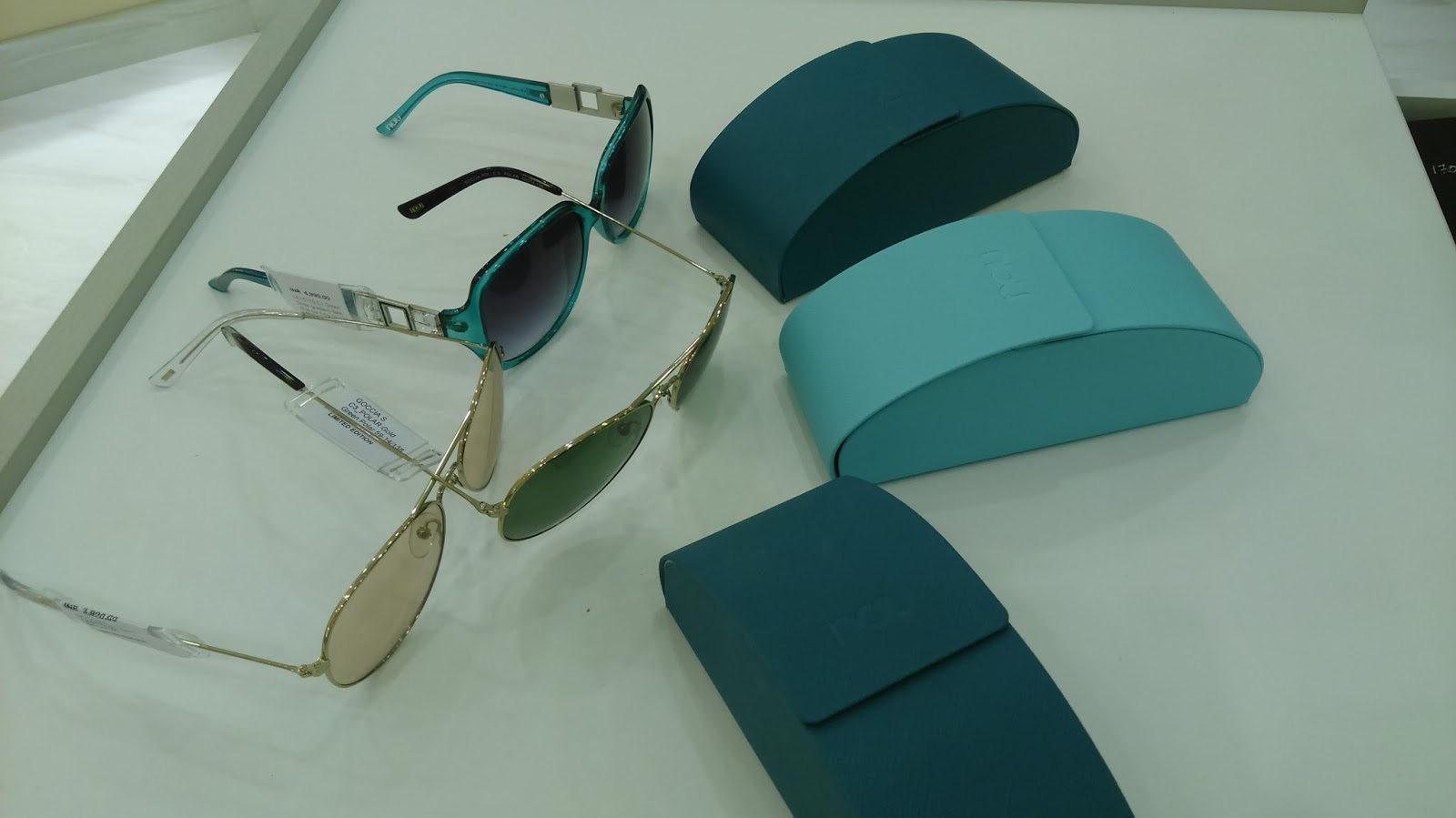 78fd90906a These glasses are black and Nau is working on incorporating colour into the  sunglasses range.