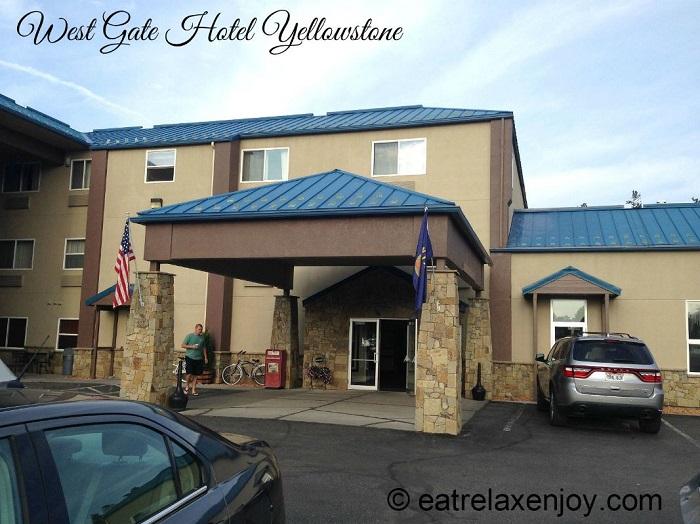 מלון West Gate Hotel Yellowstone MT- לינה ב-West Yellowstone