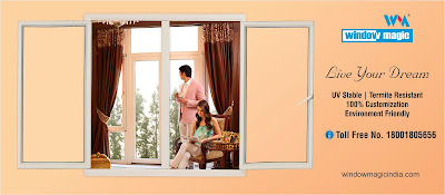 Single & Double uPVC Door Manufacturers