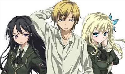 Boku wa Tomodachi ga Sukunai + OVA BD Batch Sub Indo