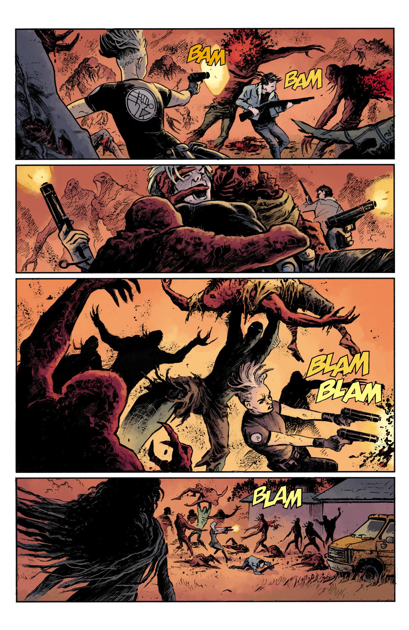 Read online Abe Sapien comic -  Issue #17 - 13