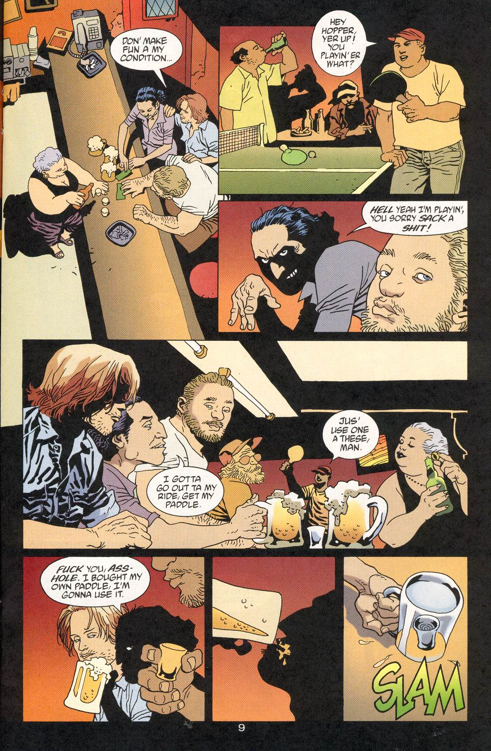 Read online 100 Bullets comic -  Issue #28 - 11