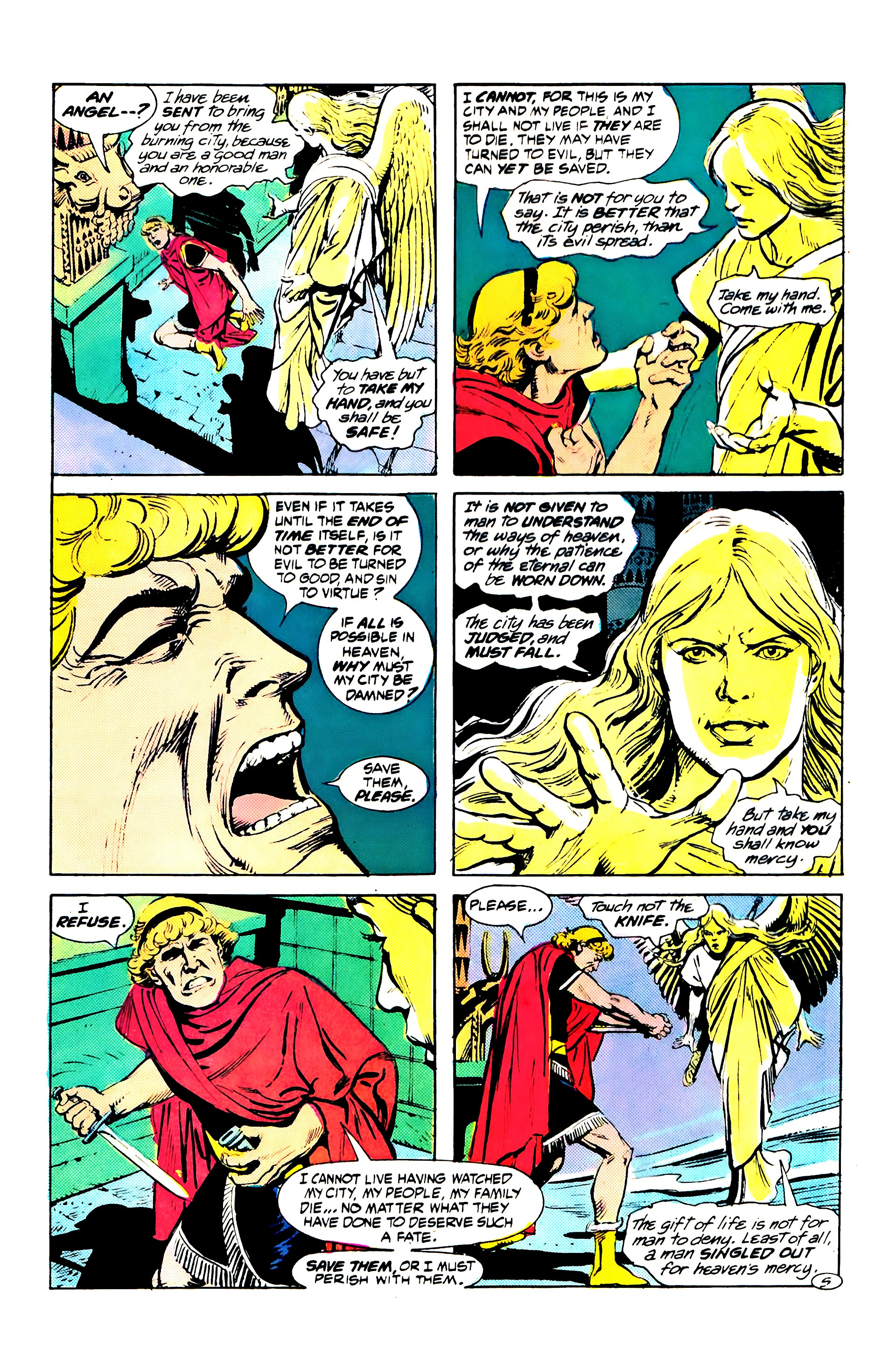 Read online Secret Origins (1986) comic -  Issue #10 - 21