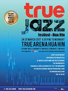 Jazz Festival Hua Hin 2017