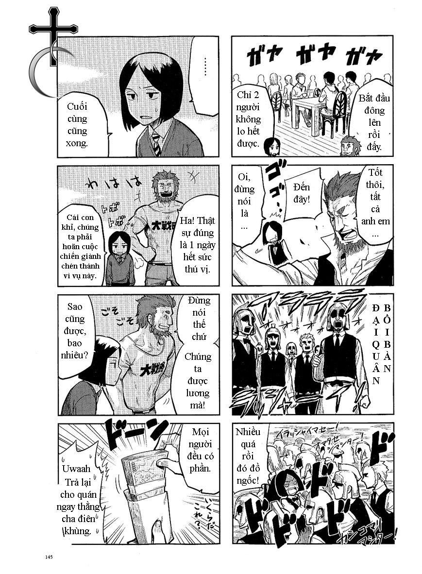 Type-Moon Doujinshi chap 10 - Trang 16