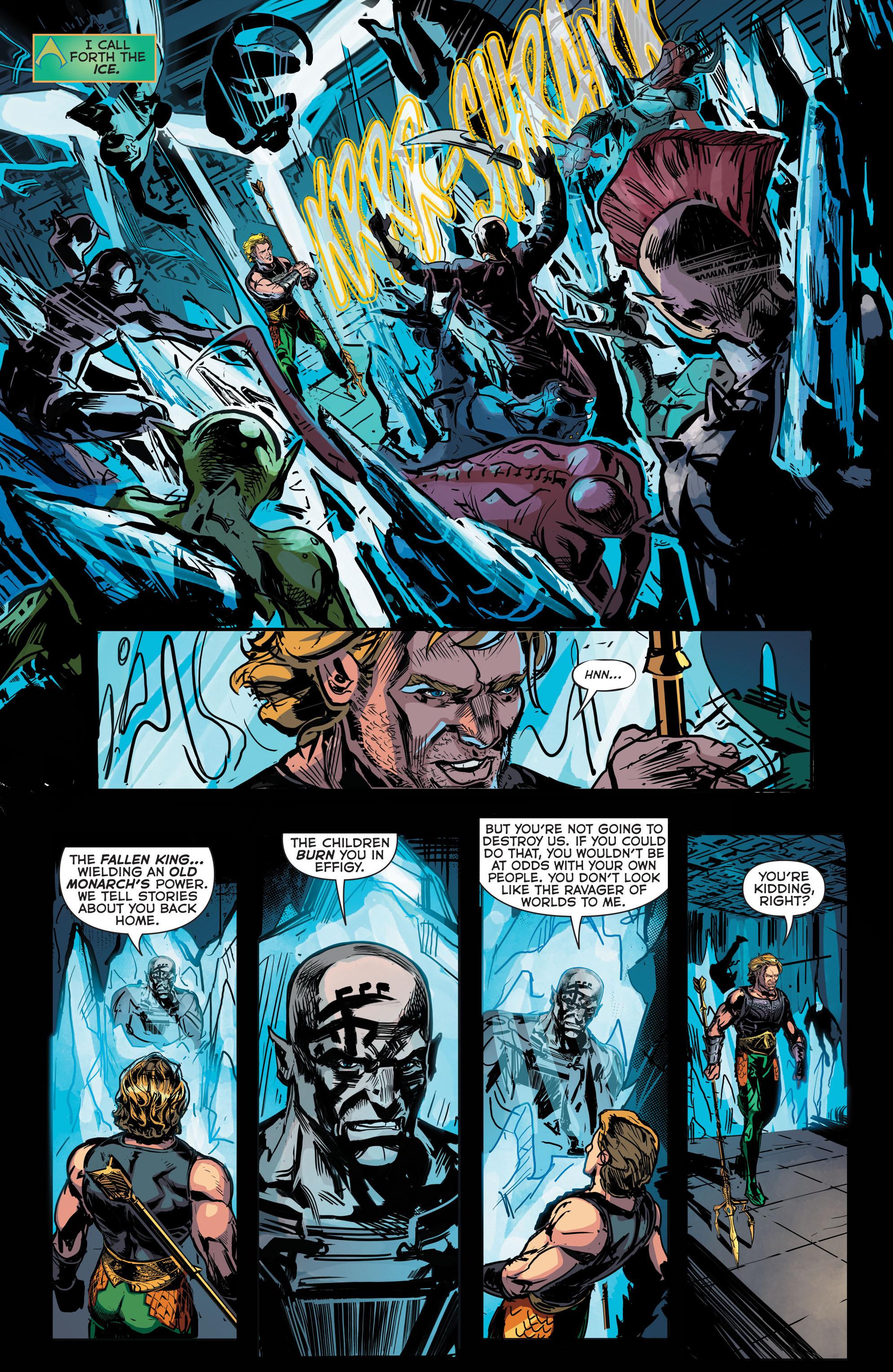 Read online Aquaman (2011) comic -  Issue #41 - 13