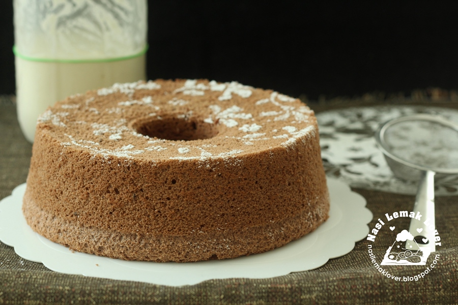 Can I Make Chiffon Cake In A Normal Pan