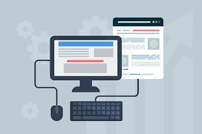 Panduan cara mengganti template blog di blogspot