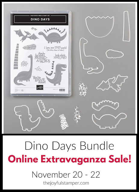 Dino Days bundle - Online Extravaganza Sale