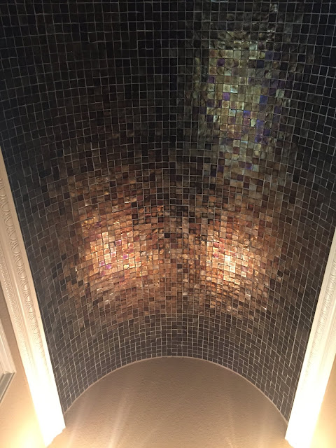 Tin or Tiled Ceiling by Kurk Homes