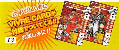 Fakta One Piece Vivre Card Databook, Semua yang Harus Kamu Ketahui!