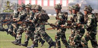 Territorial Army Recruitment