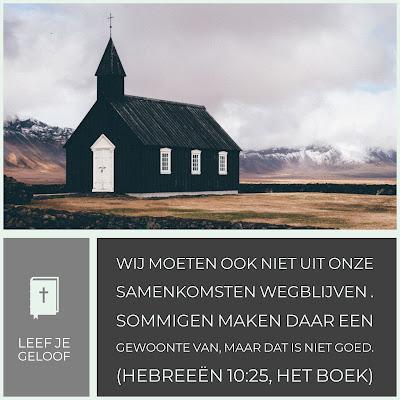 Leef je geloof: Kom naar de kerk!, Hillie Snoeijer